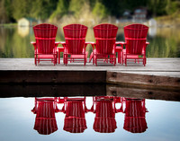 Reflection of Red