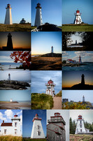 Lighthouses of the Maritimes